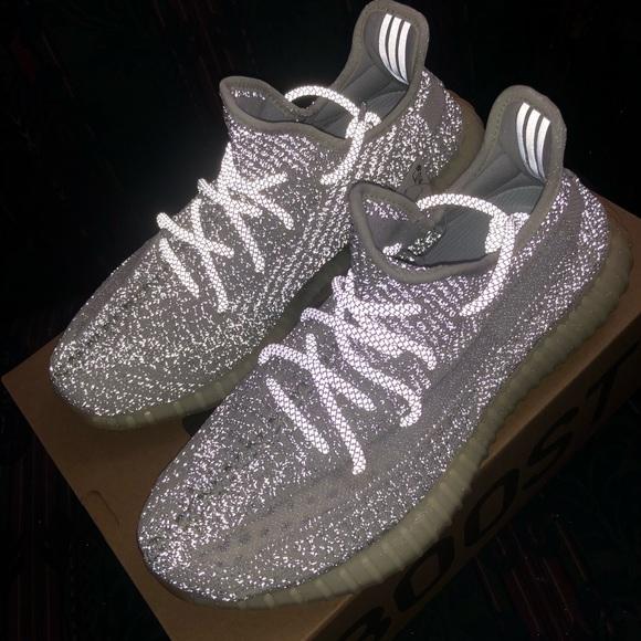 adidas Yeezy Boost 350 v2 Yeshaya Reflective NGO by